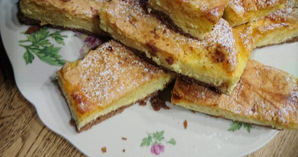 3 Schichten Kuchen Ddr Klassiker Die Gourmetlette